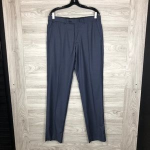 Armani Collezioni Navy Trousers Size 36